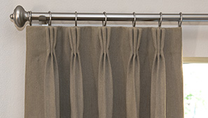 Pinch Pleat Drapery Technical